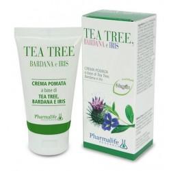Tea Tree Bardana e Iris Pomata
