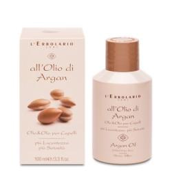 All' Olio di Argan Olio & Olio per i Capelli