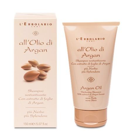 All' Olio di Argan Shampoo