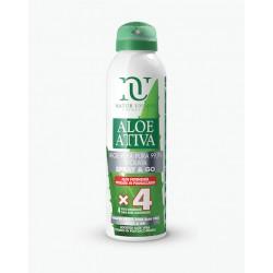 Natur Unique Aloe Vera Pura 99,9% Titolata Spray&GO