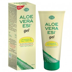 Esi Aloe Vera Gel con Vitamina E + Tea Tree Oil