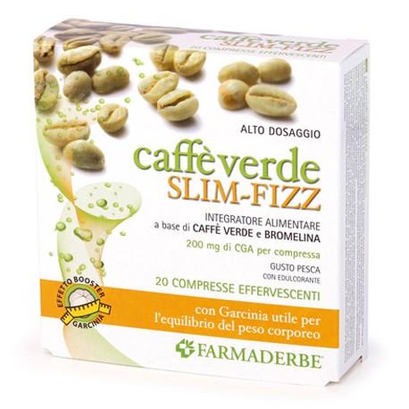 Caffè Verde Slim Fizz