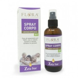Zeta Free Spray Corpo 100 ml bio-icea