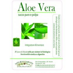 Aloe succo e polpa 1lt