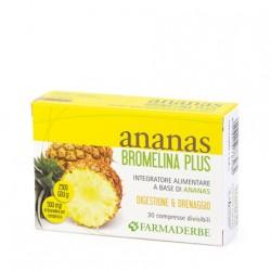 Ananas Bromelina Plus cpr