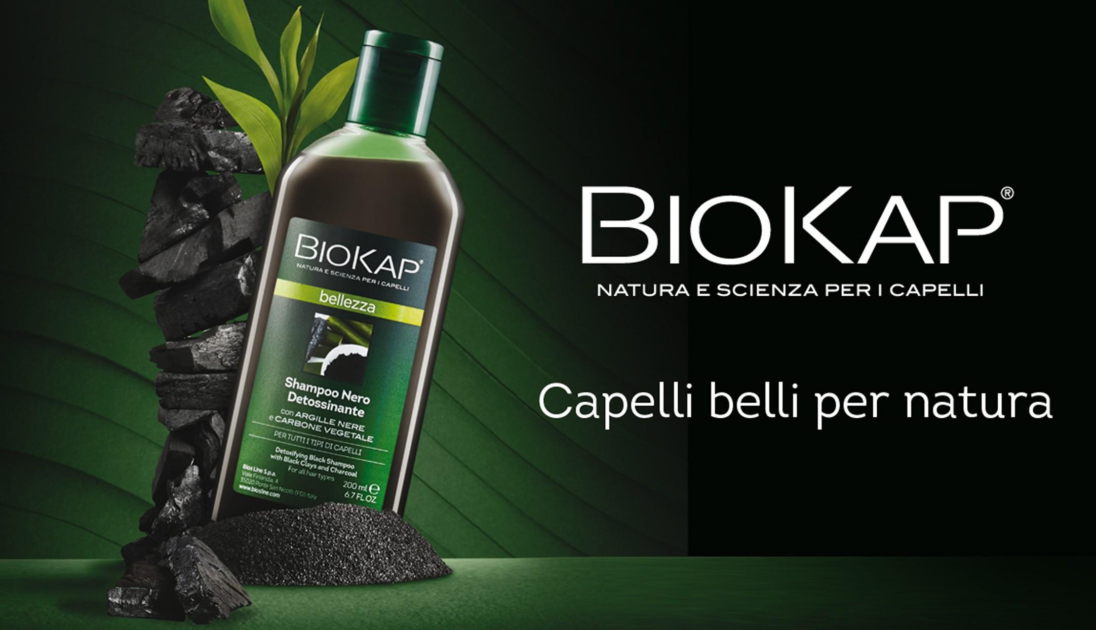 Biokap - Natura e Scienza per i capelli